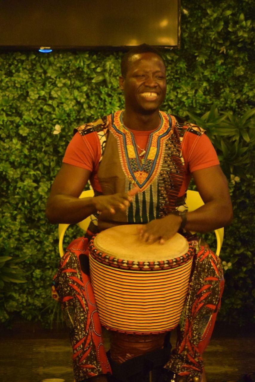 Barbara Bangoura at Taal Inc