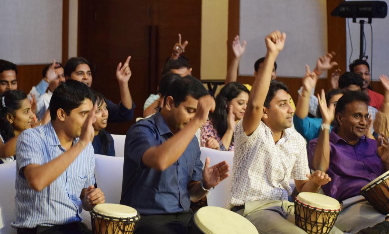 Drumming & Social Interaction