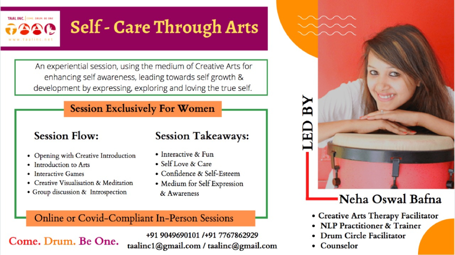 Self-Care Through Arts