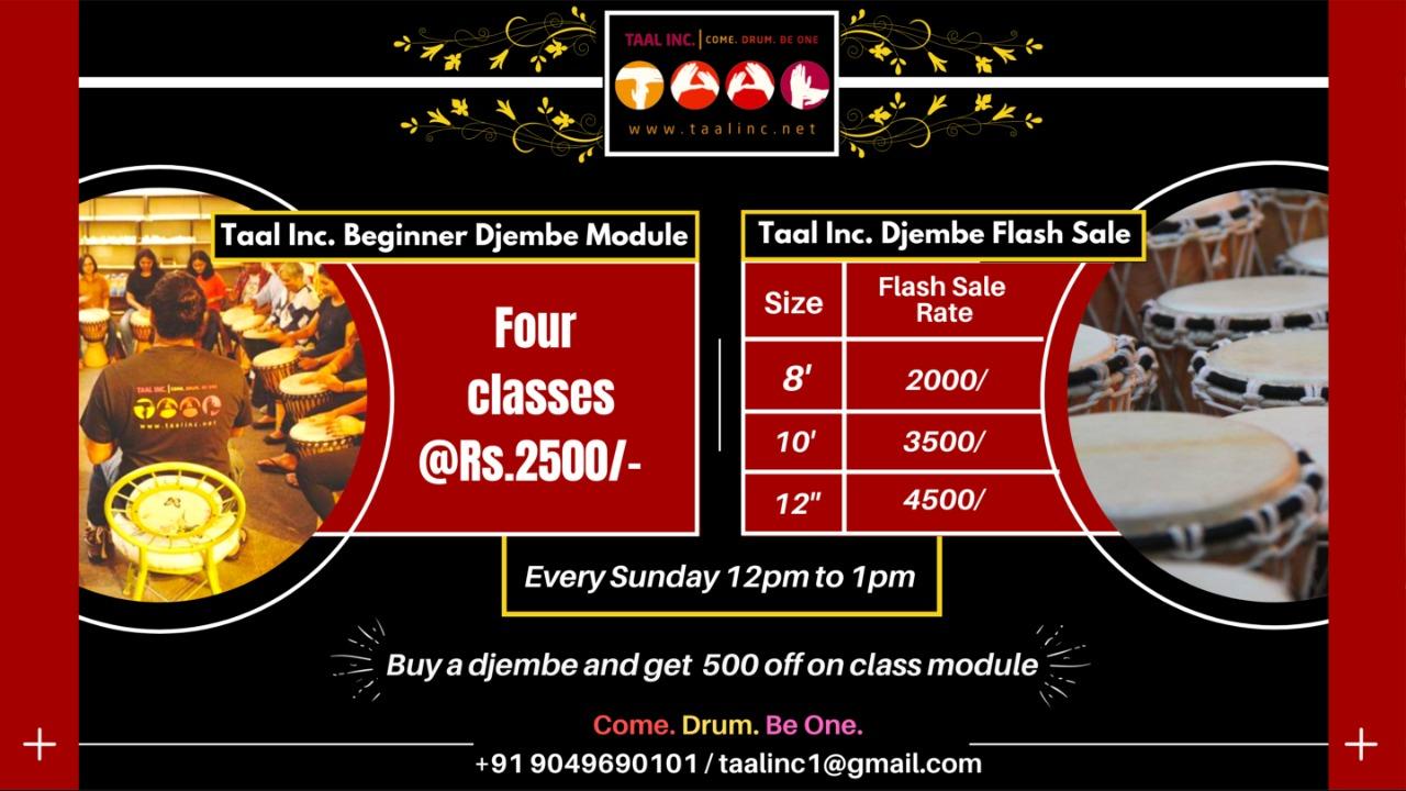 Online Drum Classes