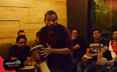 Aman Joshi's Insightful Drum Circle Experience
